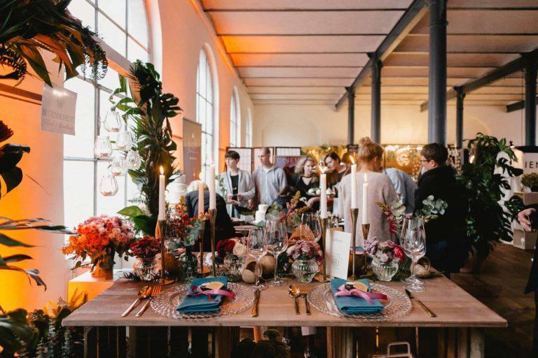 Hochzeitsmesse im Magazin in der Heeresbäckerei